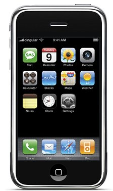 The Apple iPhone,
