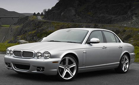 The cost of a Jaguar XJ has been slashed to £33,764 - or £11,500 off the normal cost