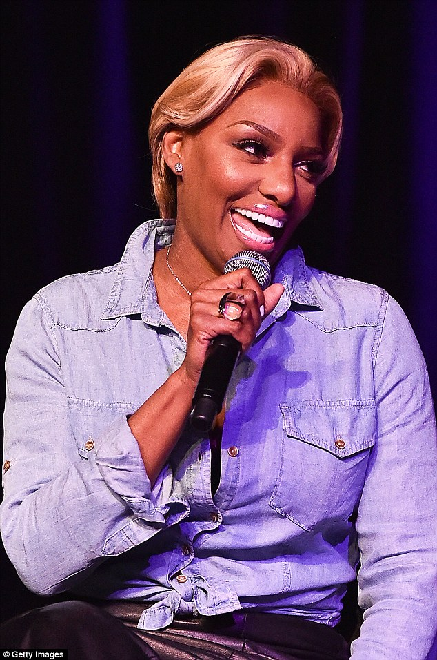 The write stuff: NeNe Leakes agent has been putting out queries to some top African American female comics about 'writing material for her comedy debut,' according to an email viewed by Daily Mail Online