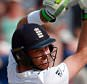 England's Ian Bell bats during the First Investec Ashes Test at the SWALEC Stadium, Cardiff. PRESS ASSOCIATION Photo. Picture date: Friday July 10, 2015. See PA story CRICKET England. Photo credit should read: David Davies/PA Wire. RESTRICTIONS: Editorial use only. No commercial use without prior written consent of the ECB. Still image use only no moving images to emulate broadcast. No removing or obscuring of sponsor logos. Call +44 (0)1158 447447 for further information