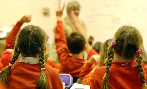 At least a third of today's primary school children will live to the age of 100
