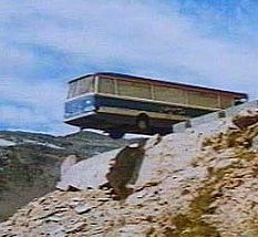 Cliffhanger: Michael Caine has revealed the mystery of The Italian Job