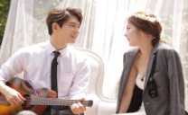 CNBLUE′s Lee Jong Hyun Shocked by Gong Seung Yeon in a Wedding Dress