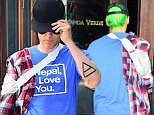 Jared Leto was spotted with a new unknown injury as he was spotted walking around in NYC on Friday. He wore a black baseball cap to cover his neon green hair while walking in Tribeca. His right arm was wrapped in a flannel shirt and a sling after an apparent injury.\n\nPictured: Jared Leto\nRef: SPL1075969  100715  \nPicture by: 247PAPS.TV / Splash News\n\nSplash News and Pictures\nLos Angeles: 310-821-2666\nNew York: 212-619-2666\nLondon: 870-934-2666\nphotodesk@splashnews.com\n