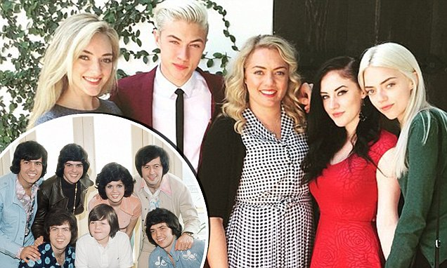 Mormon family, the Smiths, are tipped to become the Osmonds of their geneation