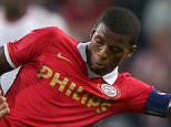 File Photo: PSV announce they have given Georginio Wijnaldum permission to travel to Newcastle to undergo a medical and finalise contract talks. AC Milan's Riccardo Montolivo (left) and PSV Eindhoven's Georginio Wijnaldum battle for the ball ... Soccer - UEFA Champions League - Play-Offs - PSV Eindhoven v AC Milan - Philips Stadium ... 20-08-2013 ... Eindhoven ... Netherlands ... Photo credit should read: John Walton/EMPICS Sport. Unique Reference No. 17389504 ...