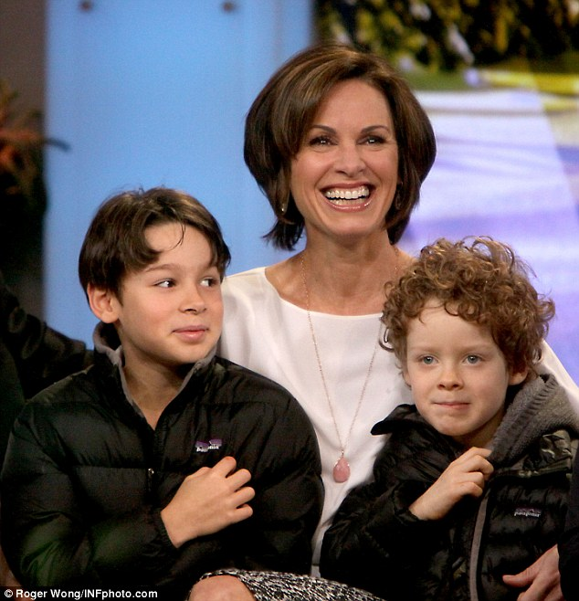 Vargas and Cohn have two sons, Zachary and Samuel, from their 12 year marriage