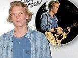 HOLLYWOOD, CA - JULY 10:  Cody Simpson attends his album party for 'Free' at Tropicana Bar at The Hollywood Roosevelt Hotel on July 10, 2015 in Hollywood, California.  (Photo by Tibrina Hobson/Getty Images)