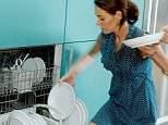 A couple in the kitchen loading the dishwasher with dishes in a space-saving enviroment. Clean_Lifestyle High Res.jpg mail_sender Muriel Bolger   mail_subject 2 0f 2 new pics  H&G AUg 31st  mail_date Wed, 27 Aug 2008 14:43:41 +0100  mail_body