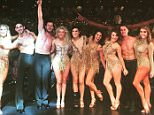 Had a great time in Portland w/ these awesome people....#DWTSlivetour