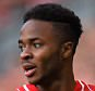 LIVERPOOL, ENGLAND - MAY 16:  Raheem Sterling of Liverpool in action during the Barclays Premier League match betrween Liverpool and Crystal Palace at Anfield on May 16, 2015 in Liverpool, England.  (Photo by Stu Forster/Getty Images)