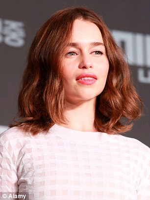 Popular British actress Emilia Clarke also made the list of top 10 dream celebrity travel mates.