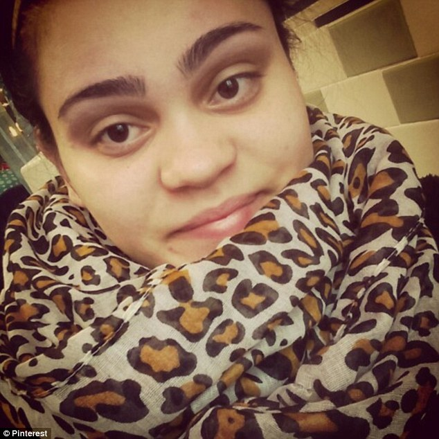 Oyola, pictured, had obtained a restraining order against her former partner Moreno but this was lifted on June 29