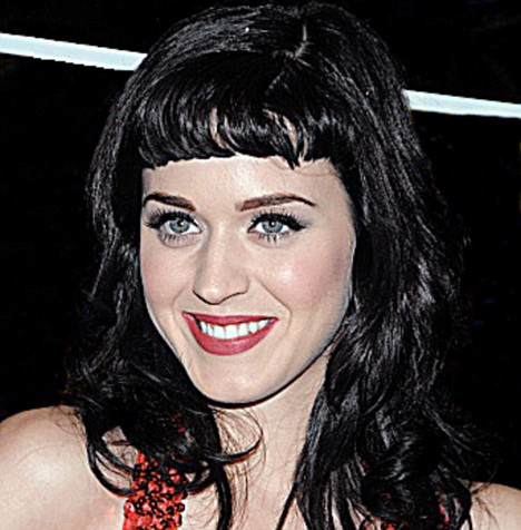 Singer Katy Perry is a 'full throttle rock goddess'