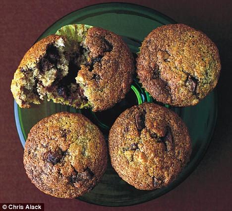 Recipe: Banana and chocolate chip muffins