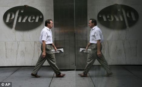 Drug deal: Pfizer has bought rival Wyeth