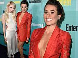 SAN DIEGO, CA - JULY 11:  Actress Lea Michele attends Entertainment Weekly's Comic-Con 2015 Party sponsored by HBO, Honda, Bud Light Lime and Bud Light Ritas at FLOAT at The Hard Rock Hotel on July 11, 2015 in San Diego, California.  (Photo by Jason Merritt/Getty Images for Entertainment Weekly)