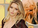 """HOLLYWOOD, CA - MAY 07: Actress Abbey Lee arrives at the """"Mad Max: Fury Road"""" Los Angeles Premiere at TCL Chinese Theatre IMAX on May 7, 2015 in Hollywood, California.(Photo by Jeffrey Mayer/WireImage)"""