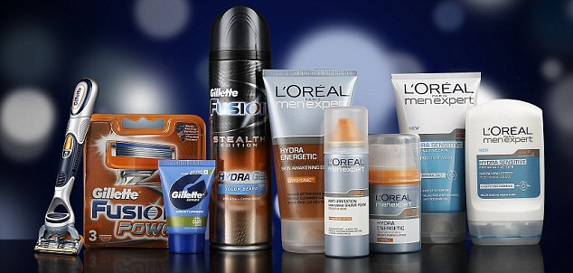Grooming gifts for Christmas