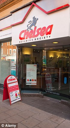 The merged building society will have assets of £35billion
