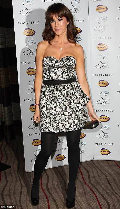Sheree Murphy attends the 2009 Juice FM Liverpool Style awards