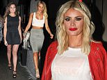 Mandatory Credit: Photo by REX Shutterstock (4900805i)\n Chloe Sims at Bar 59\n TOWIE cast out and about, London, Britain - 11 Jul 2015\n \n