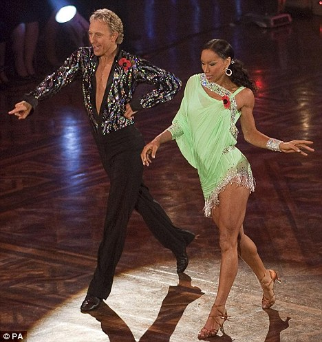Jade Johnson and her dance partner Ian Waite will perform in this week's Strictly Come Dancing after the athlete was given the all-clear