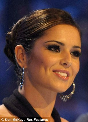 Cheryl Cole, currently a judge in X Factor