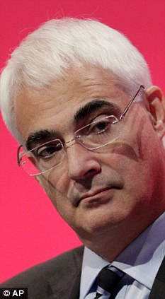 Alistair Darling unveiled new laws to rein in banking bonuses this week
