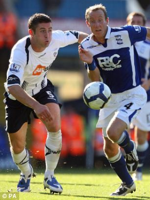 gary cahill and lee bowyer