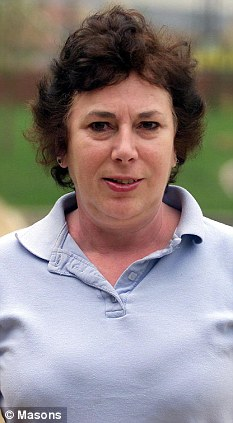 Cllr Deb Roberts who has spoken out against £13,000 sewage works installed at Smithy Fen traveller site