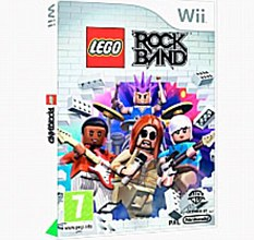 Beguiling: Lego Rock Band