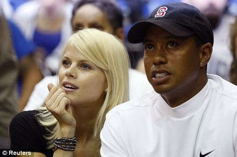 Extramarital affair: Infidelity has done little for Tiger Woods' marriage to wife Elin