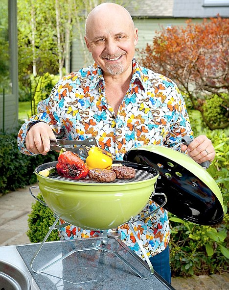 Dining out: Chef Aldo Zilli road tests the Smokey Joe barbecue and grills its competition