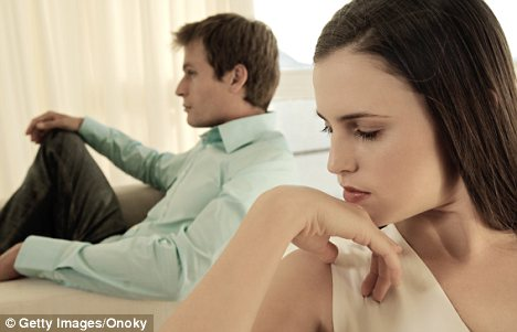 Marriage counselling: Relate has seen a two-fold increase in the number of couples turning to sex therapy in the past five years