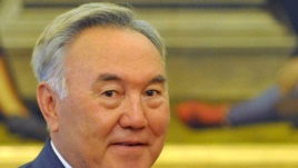 Kazakh President Nursultan Nazarbaev has named a number of relatives to key posts.