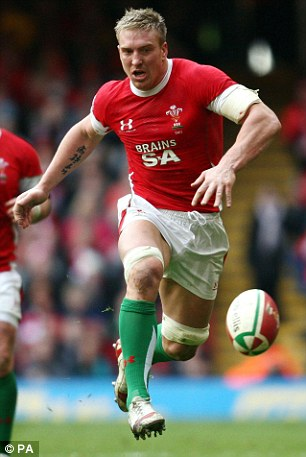 Banned: Wales international Andy Powell