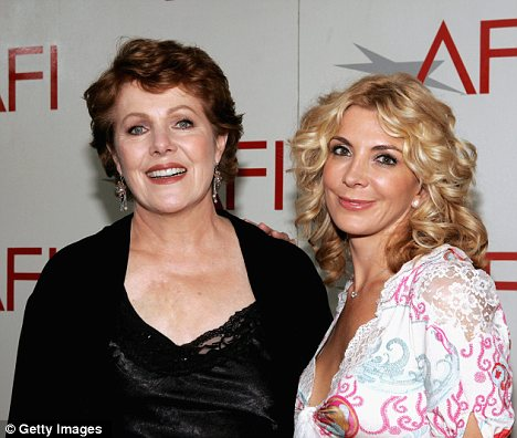 "Actors Lynn Redgrave and Natasha Richardson attend the U.S. premiere of the film ""The White Countess"" on October 18, 2005 at the Motion Picture Academy in Beverly Hills, California."
