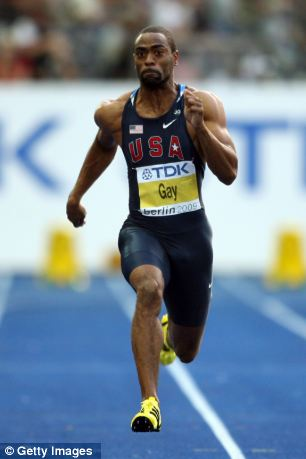Chasing glory: Tyson Gay wants to surpass Usain Bolt's 100 and 200m records
