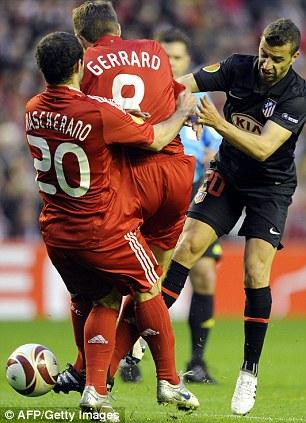 Kop that! Sabrosa hails Atletico's run to the Europa League final