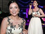HENLEY-ON-THAMES, ENGLAND - JULY 10:  Shona McGarty performs on Day 3 of The Henley Festival on July 10, 2015 in Henley-on-Thames, England.  (Photo by John Phillips/Getty Images)