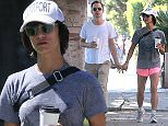 Picture Shows: Giovanni Ribisi  July 12, 2015    'Ted 2' actor Giovanni Ribisi and his new girlfriend spotted out for breakfast in Los Feliz, California. The pair could be seen holding hands as they left the restaurant. Giovanni divorced his wife of 3 years Agyness Deyn earlier this year.    Non-Exclusive  UK RIGHTS ONLY    Pictures by : FameFlynet UK � 2015  Tel : +44 (0)20 3551 5049  Email : info@fameflynet.uk.com