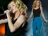 QUEBEC CITY, QC - JULY 12:  Iggy Azalea performs during the 2015 Festival D'ete De Quebec on July 12, 2015 in Quebec City, Canada.  (Photo by C Flanigan/WireImage)