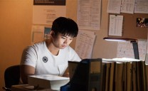 Stills of 2PM′s Taecyeon from ′Assembly′ Revealed