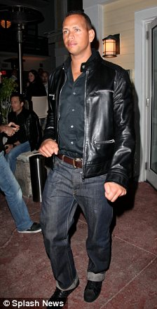 Where's the love? Cameron and A-Rod leave dinner separately in Miami on Friday