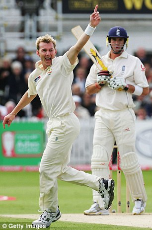 Been there, done it: Brett Lee took 310 Test wickets for Australia
