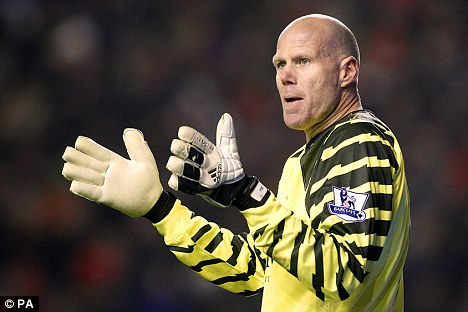 No 1: Brad Friedel has been a consistent Premier League performer for 10 years