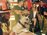 chrissy teigen firefighters