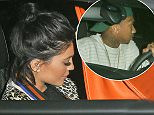 West Hollywood, CA - Kylie Jenner joined Tyga for a sushi date night at Nobu in West Hollywood.  The 17-year-old reality star attempted to cover her face from photographers as she left the restaurant with her rapper boyfriend. AKM-GSI    July 12, 2015 To License These Photos, Please Contact : Steve Ginsburg (310) 505-8447 (323) 423-9397 steve@akmgsi.com sales@akmgsi.com or Maria Buda (917) 242-1505 mbuda@akmgsi.com ginsburgspalyinc@gmail.com