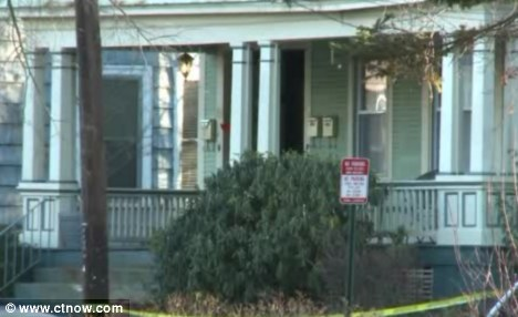 FBI agents in Connecticut are investigating 'improvised explosives' found inside a home in New Haven last night.
